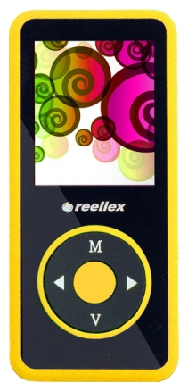 Фото: MP4-плеер Reellex 4 Gb UP-48