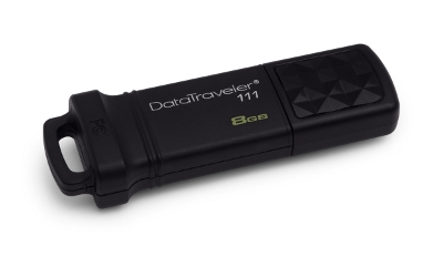 Фото: USB 3.0 Flash Drive 8 Gb Kingston DT111