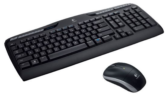 Фото: Комплект Logitech Wireless Desktop MK320 (920-002897)