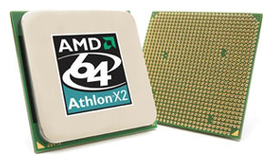 Фото: Процессор AM2 AMD Athlon 64 X2 4000+, Tray