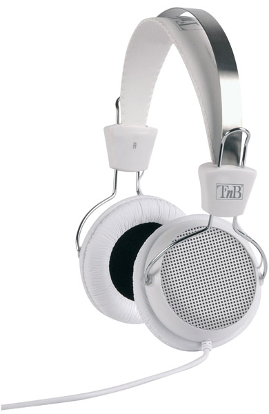 Фото: Наушники T'nB Peace&Love, Hands-free, Grey/White (CSPEACEKP1)
