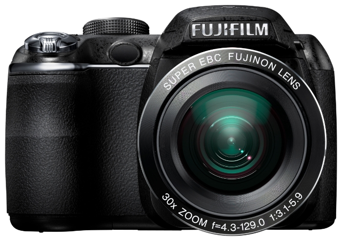 Фото: Фотоаппарат FujiFilm FinePix S4080 Black