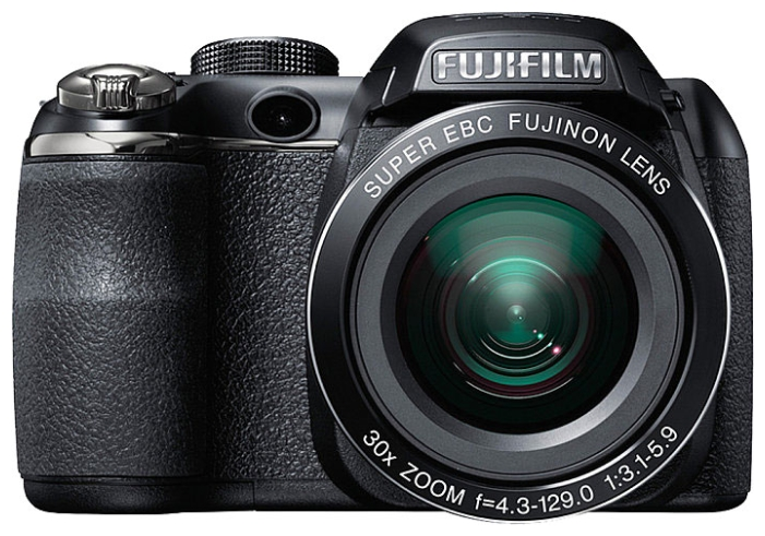 Фото: Фотоаппарат FujiFilm FinePix S4500 Black