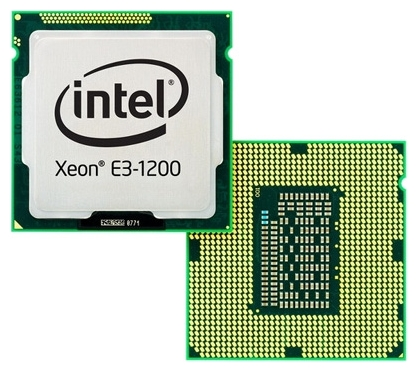 Фото: Процессор S1155 Intel Xeon E3-1230v2, Ivy Bridge