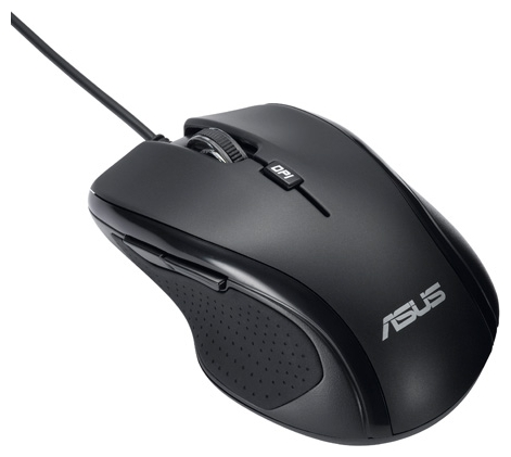 Фото: Мышь Asus UX300, Black, Optical, USB (90-XB2P00MU00000)