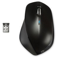 Фото: Мышь HP 2.4 GHz X4500 Wireless (H2W26AA)