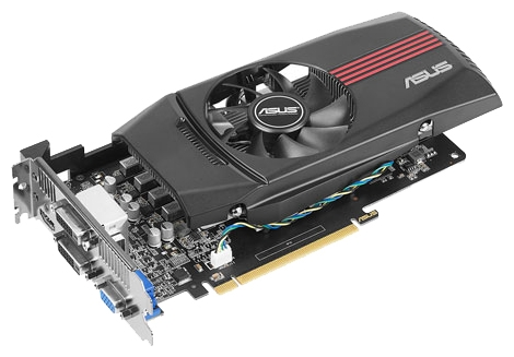 Фото: Видеокарта Asus / GeForce GTX650 / 1Gb DDR5 / 128-bit / GTX650-DCT-1GD5