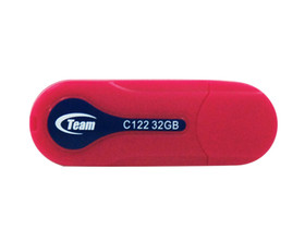 Фото: USB Flash Drive 32 Gb Team C122 Red
