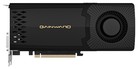 Фото: Видеокарта Gainward / GeForce GTX660 Ti / 2Gb DDR5 / 192-bit / GW-426018336-2746
