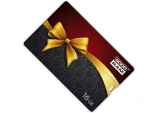 Фото: USB Flash Drive 16 Gb Goodram Credit Card Gift