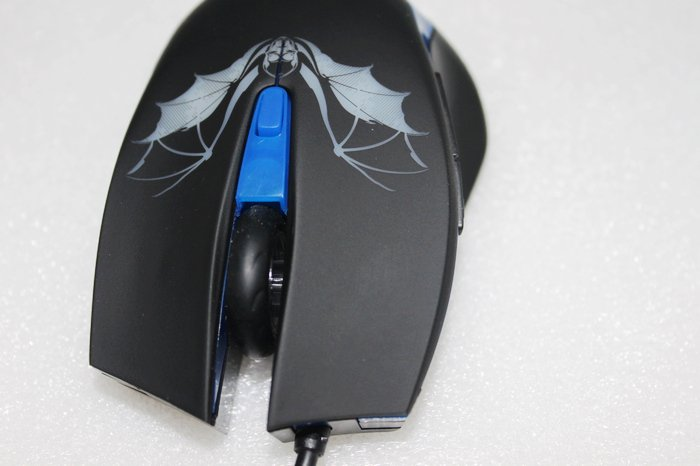 Фото: Мышь SUNT GM263 Batman, 6D, 1600DPI Gaming