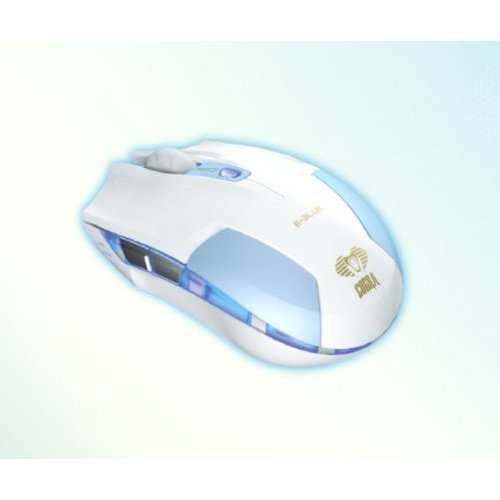 Фото: Mышь E-BLUE Cobra Type.S/6D, stylish  gaming mouse for fac (EMS128BL) blue