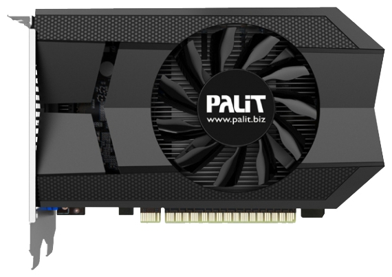 Фото: Видеокарта Palit / GeForce GTX650 Ti NE5X65TO1341-1072F