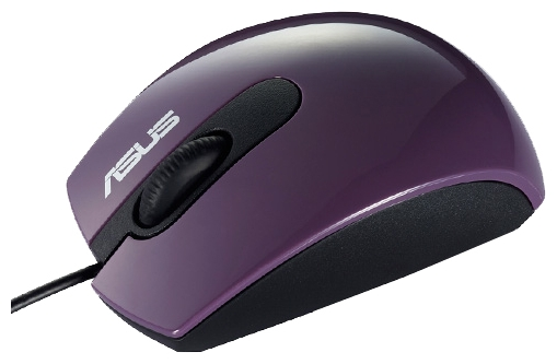Фото: Мышь Asus UT210, Purple, Optical, USB (90-XB1C00MU00500)
