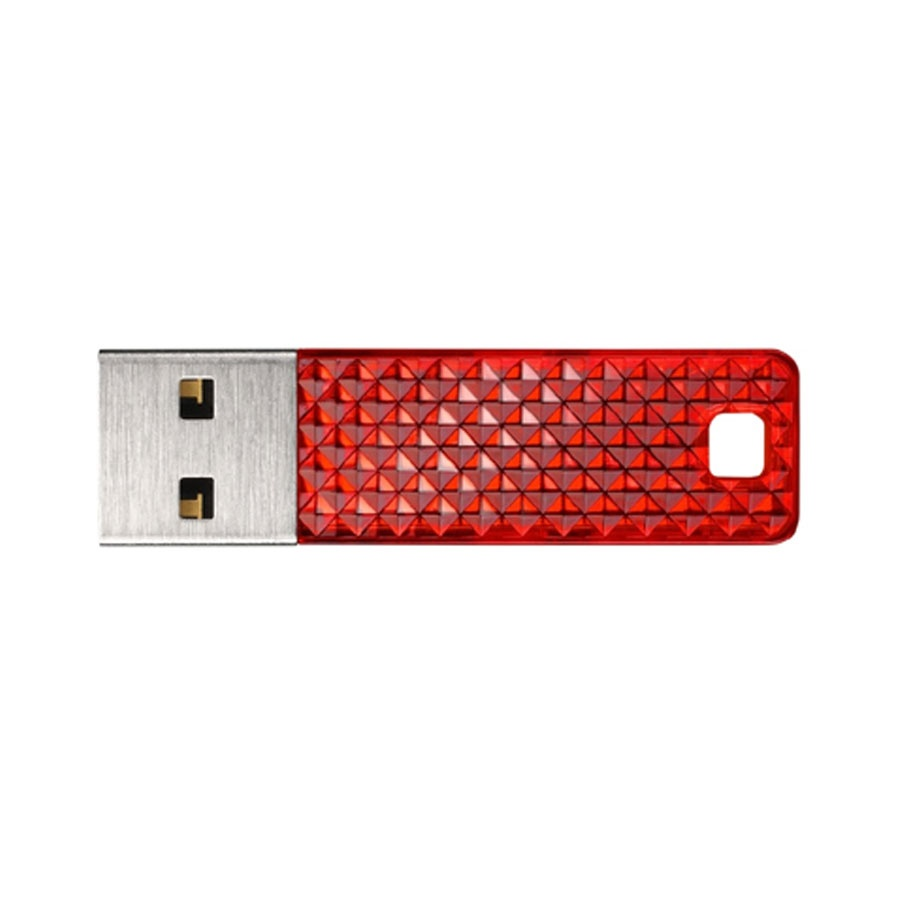 Фото: USB Flash Drive 4 Gb SanDisk Cruzer Facet Red SDCZ55-004G-B35R