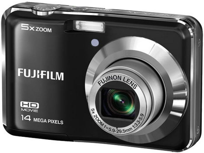 Фото: Фотоаппарат FujiFilm Finepix  AX500 black