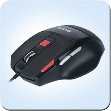 Фото: Мышь SVEN GX-970 Gaming (black) USB, 6 key, 1 Wheel, 2000cpi оптическая