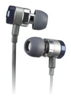 Фото: Наушники TDK EC40 in - ear - vocal - silver/blue - t62005