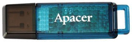 Фото: USB Flash Drive 16Gb Apacer AH324 Blue