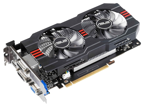 Фото: Видеокарта Asus / GeForce GTX650 Ti / 2Gb DDR5 / GTX650TI-2GD5