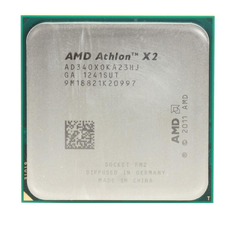 Фото: Процессор FM2 AMD Athlon II X2 340 Box / 2x3,2GHz