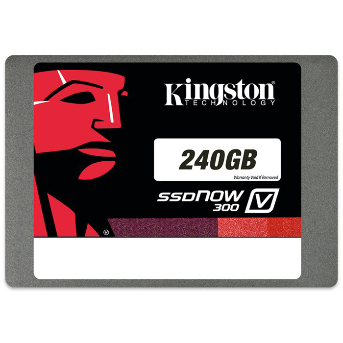 Фото: Жесткий диск SSD 240Gb Kingston V+300 (SV300S3D7/240G) / 2,5""