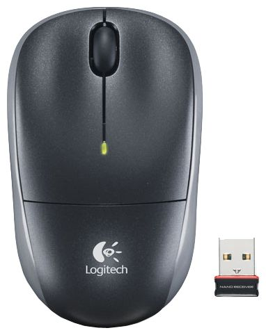 Фото: Мышь Logitech M215 Wireless Dark USB (910-003163)