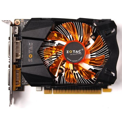 Фото: Видеокарта Zotac / GeForce GTX650 / ZT-61007-10M