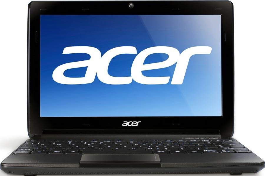 "Фото: Нетбук 10"" Acer Aspire One AOD270-26CGKK Black (NU.SGBEU.002)"
