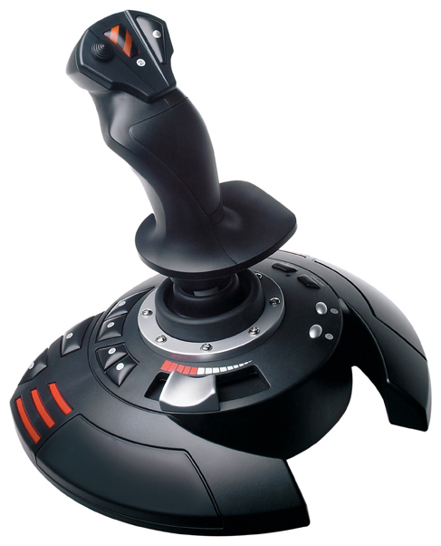 Фото: Джойстик Thrustmaster T.Flight Stick X