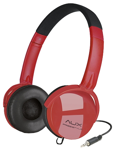 Фото: Наушники SPEED LINK FREESTYLE Stereo Headset, black-red (SL-8752-BKRD)