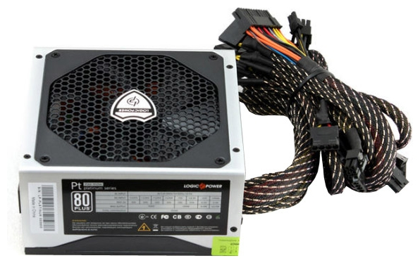 Фото: Блок питания LogicPower PS-ATX-600W
