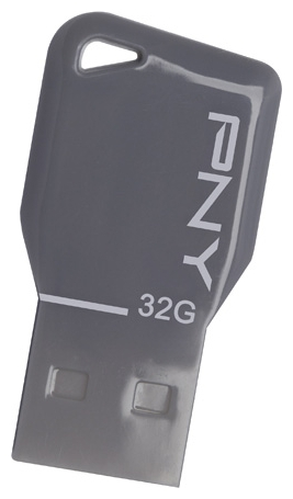 Фото: USB Flash Drive 32 Gb PNY Grey  KEY