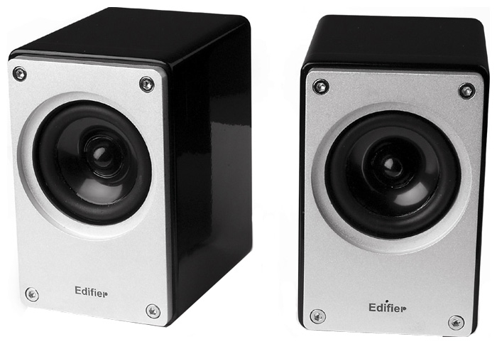 Фото: Колонки 2.0 Edifier MP210 Black