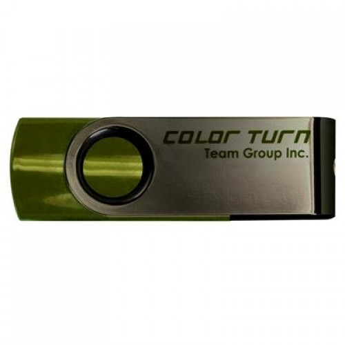 Фото: USB Flash Drive 16Gb Team Color Turn Green / TE90216GG01