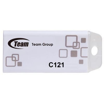 Фото: USB Flash Drive 4Gb Team C121 Grey / TC12154GW01