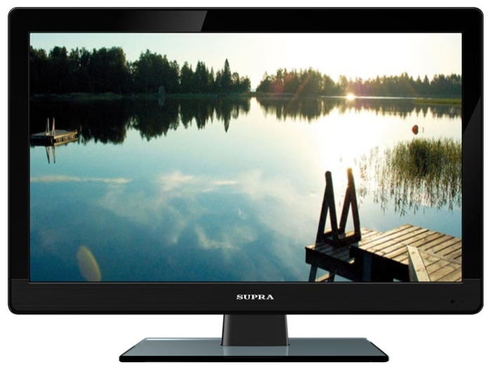 "Фото: Телевизор 19"" Supra STV-LC19410WL / LED 1366x768 50Hz"