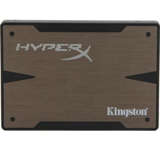 Фото: Жесткий диск SSD 240Gb Kingston HyperX 3K (SH103S3B/240G) / 2,5""