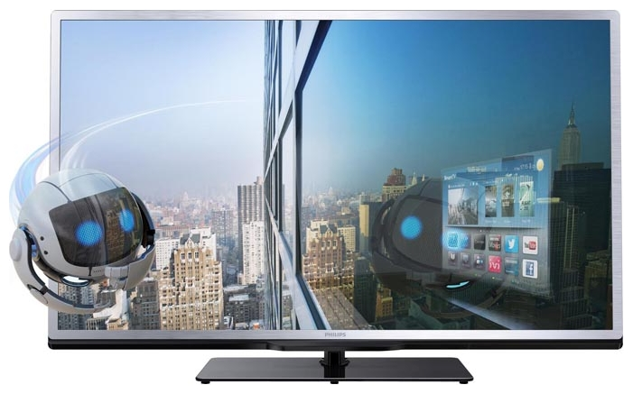 "Фото: Телевизор 32"" LED PHILIPS 32PFL4508T/12"