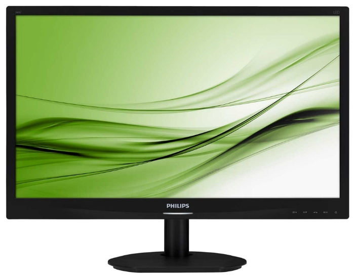 "Фото: Монитор 24"" Philips 241S4LSB/00 Black"