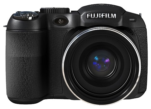 Фото: Фотоаппарат FujiFilm FinePix S2980 HD Black