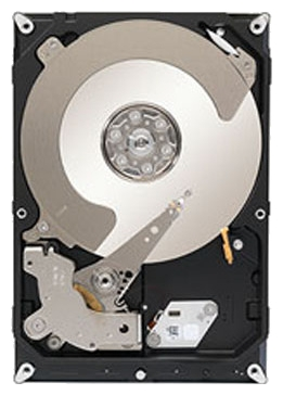 Фото: Жесткий диск HDD 3Tb Seagate Constellation CS (ST3000NC002) / 3,5'' / 7200RPM / Cache 64Mb / SATA III