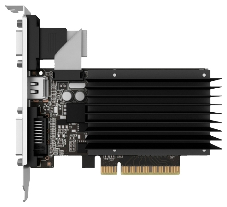 Фото: Видеокарта Palit / GeForce GT630  / 1Gb DDR3 64bit / NEAT6300HD06-2080H