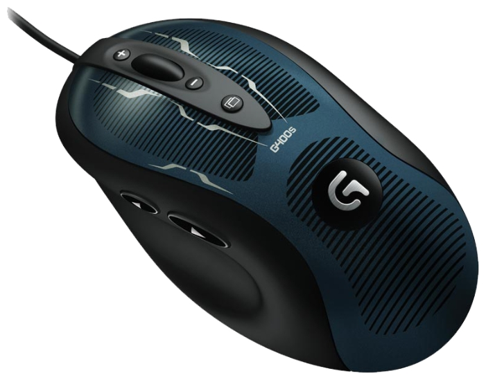 Фото: Мышь Logitech G400S Gaming Mouse USB (910-003425)