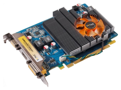 Фото: Видеокарта Zotac GeForce GT610, 1Gb DDR3 (ZT-60602-10)