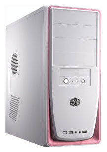 Фото: Корпус Cooler Master Elite 310 White-Pink / RC-310-PWN1-GP / без БП