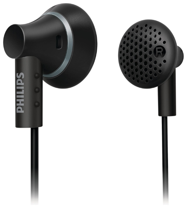 Фото: Наушники Philips SHE3000BK/10