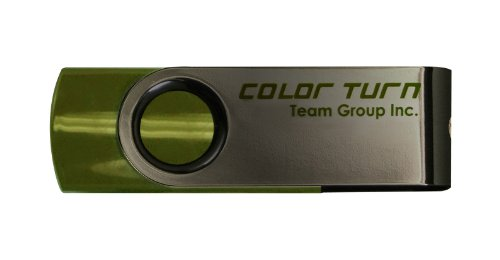 Фото: USB Flash Drive 2 Gb Team Color Turn Green