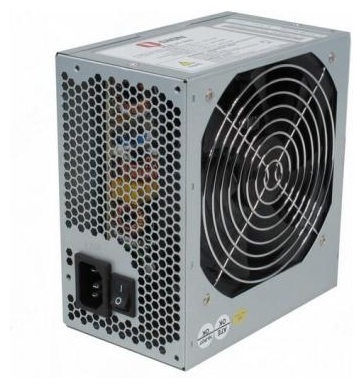 Фото: Блок Питания FSP/Q-Dion QD500 500W (120mm fan)
