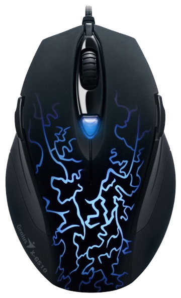 Фото: Мышь Genius X-G510 USB Gaming